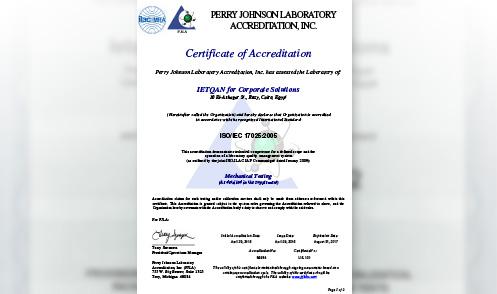 Ietqan | Validation, Testing, Inspection, Certification